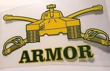 "Armor Decal 5 1/4"""