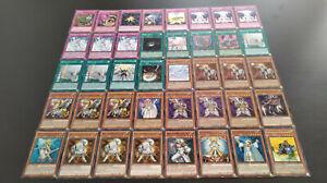 Yu-Gi-Oh Lichtverpflichtete Deck - 40 Karten - Lightsworn - Sammlung