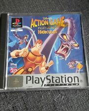 Disney's Hercules Action Game Sony PlayStation 1 1997 PS1 Original Used