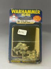 Warhammer 40k Ork  - Space Orks in Power Armor - Rogue Trader - Metal OOP