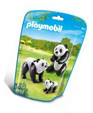 Deux Pandas Avec Bébé - Playmobil 6652 - NEUF