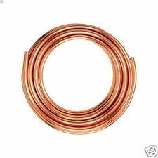 "Any Size Copper Tube 1/4""- 2"" Inch Diameter Type K Soft Coil"