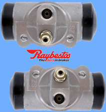 2 X Drum Brake Wheel Cylinders Rear Raybestos fits 05-17 Toyota Tacoma Expedited