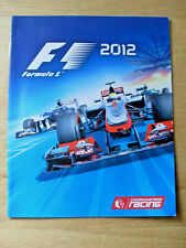 F1 2012 Sony Playstation 3 Game Manual