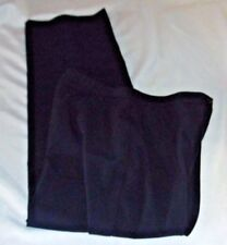 Womens BRIGGS NEW YORK Navy Blue Zip Front Dress Pants Size 8 S Inseam 29""