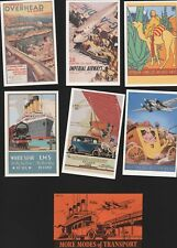 Dalkeith Postcards LMS WHite Star Morris-Cowley Transport Posters   Ai.565