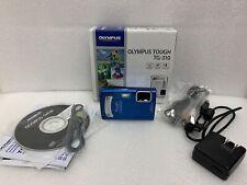 Olympus Tough TG-310 14.0MP Digital Camera - Blue (228050) Shockproof/Waterproof