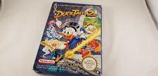 ♕ * Ducktales 2 * Nintendo NES * PAL B * Boxed * RARE *