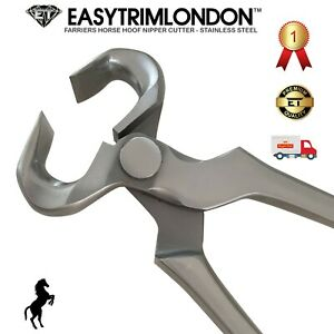 Hoof Nippers Cutters 12 inch Farriers Tools Horse Nipper Trimmer EASYTRIMLONDON
