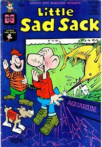 Harvey Hits #81: Little Sad Sack,1964,-NO RESERVE!!!!!