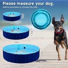 Pet Swimming Pool Foldable Pool Dog Cat Bathing Tub Bathtub Wash Tub Water Pond
