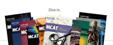 Kaplan MCAT 2017 Complete Set of Textbooks