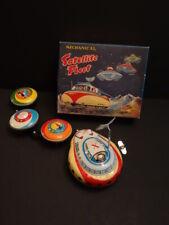 All Original ALPS Satellite Fleet Mechanical Mint + Box 1959 Space Toy