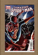 The Amazing Spider-Man #1 Pop Mhan Variant Edition Marvel Comics (2014) NM