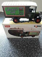 Corgi - Thorneycroft Box Van - Batchelor's Peas