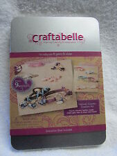 New Craftabelle Charms Creation Kit, Makes 9 Barcelets, Ages 8yrs+ Free Shipping