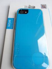 Neuf Bleu Sucre Skech Coque Téléphone Pour iPhone 5/5s bleu