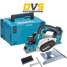 Makita DKP180Z 18v LXT Cordless 82mm Planer Body Only with MakPac Type 3 Case