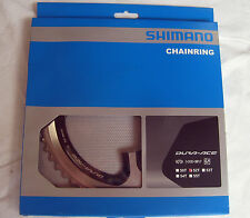 Shimano chainring Dura-Ace catene foglio fc-9000 52 denti MC y1n298120 (n21, 22; 42)