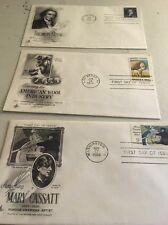 USA Collection Of First Đậy Covers All Unaddressed 2