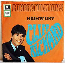 "7"" Vinyl CLIFF RICHARD - Congratulations"