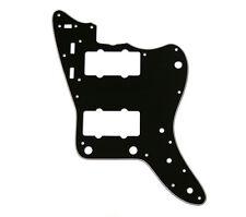 Black 3-ply Pickguard for '62 Vintage USA Fender Jazzmaster® PG-0582-033