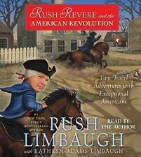 RUSH REVERE and the AMERICAN REVOLUTION - Audio Book CD