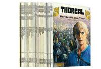 THORGAL - Band 1 bis 31  - 1. Auflage  - CARLSEN - Z:1