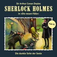 DIE DUNKLE SEITE DER SEELE (NEWE FÄLLE 41) - SHERLOCK HOLMES CD NEW FREUND,MARC