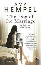 The Dog of the Marriage by Amy Hempel (Paperback) New Book