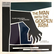 Elmer Bernstein & Orchestra LP The Man With The Golden Arm - Limited Edition