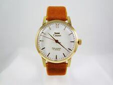 HMT Citizen, white dial, Golden Case, Vintage Looks !!!