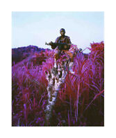 Framed Richard Mosse Higher Ground Wall Art Poster Print 47 36 24 16 Inches