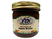 Amish Made Apple Butter- 9 oz - 2 Jars - FREE SHIPPING