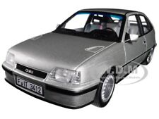 1987 OPEL KADETT GSI SILVER 1:18 DIECAST MODEL CAR BY NOREV 183613