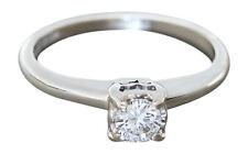 Brillantring 0,25 ct Weißgold 585 Solitärring Weißgoldring Damenring Ring Gold