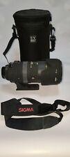 Very clean!! Sigma APO 50-500mm f/4-6.3 EX DG HSM for Nikon