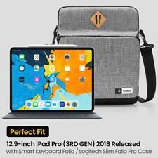 """iPad Pro 12.9"""" - 2018 Shoulder Bag Case Tablet Sleeve Smart Keyboard Slim Folios"""