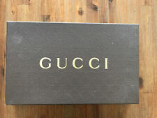 Gucci Embossed Empty Box 14x8.5x1.5