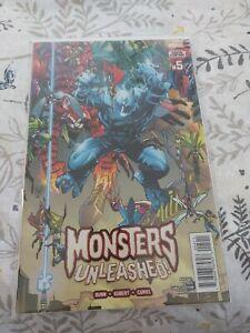 Monsters Unleashed #5 (Marvel Comics)