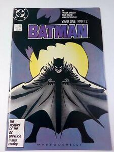 Batman #405 VF- Year One Part Two