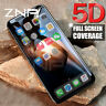5D Full Cover 9H Tempered Glass Screen Protector Film For iPhone X 8 8+ 7 6S