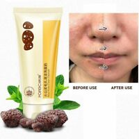 100g Pore Terminator Cleansing Foam Volcanic Mud Cleanser Moisturizing Skin Care