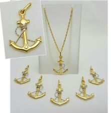 GoldNMore: 18K Necklace & Pendant 18 inches 2.9G