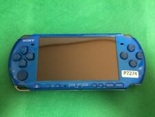 P7274 Sony PSP-3000 console Vibrant Blue Handheld system Japan Express