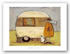 ART PRINT Home From Home Sam Toft