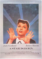 "JUDY GARLAND A STAR IS BORN  XLG MOVIE POSTER 27"" x 40"""