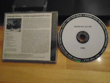 RARE ADVANCE PROMO Lisa Germano CD In The Maybe World swans SMITHS Johnny Marr !