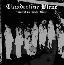 CLANDESTINE BLAZE Night of Unholy Flames CD Northern Heritage Deathspell Omega