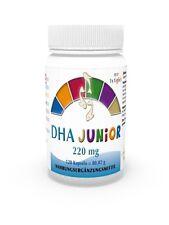 DHA Junior 220mg 120 Capsule Vita World Produzione in farmacia in Germania